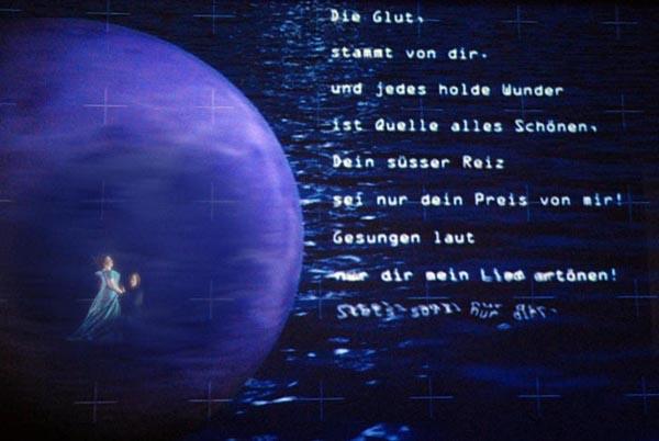 Tannh‰userund der S‰ngerkrieg auf WartburgRegie: Guy MontavonB¸hne: Edoardo SanchiKost¸me: AmÈlie HaasOper ErfurtPremiere am 10. M‰rz 2007